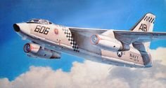 A-3B Skywarrior (Shigeo Koike)