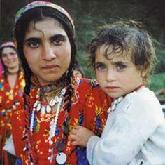 Цыганские лица. Фотографии. Галерея 2.