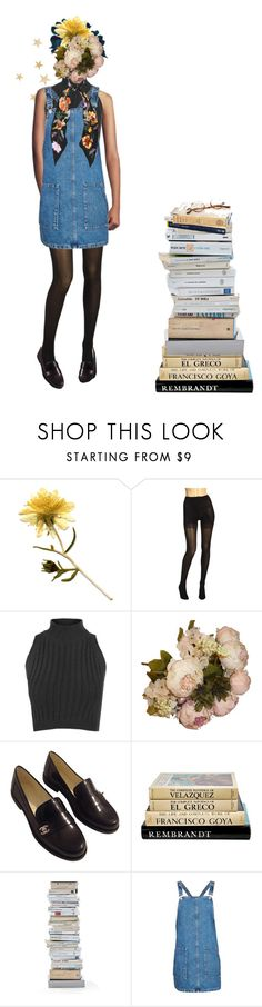 """how do you stack up?"" by capritcorn ❤ liked on Polyvore featuring Wolford, WearAll, Chanel, Opinion Ciatti, Chrome Hearts, Topshop, Rockins and vintage"