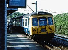 British Rail, London Underground, Glasgow, Bridges, Diesel, World, Vehicles, Photography, Blue
