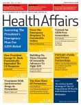 Health Affairs -- Lots of factual information on virtually all things healthcare.