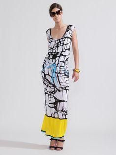 JERSEY TANYA DRESS