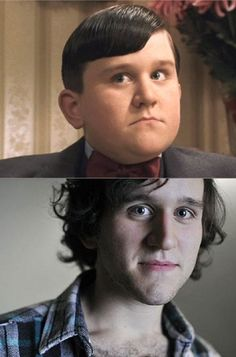 Between Dudley and Neville, I'm beginning to suspect that puberty works differently in the UK.