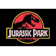 Jurassic Park Poster Logo 283