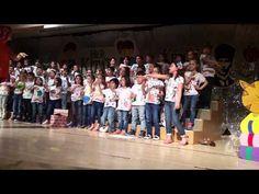 Sev 1D okuma bayramı ABC şarkısı 2015 - YouTube
