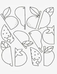 fruit worksheet | Crafts and Worksheets for Preschool,Toddler and Kindergarten