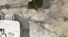 Stoneway_Barge Antica - pavimento in gres per esterno | Ragno