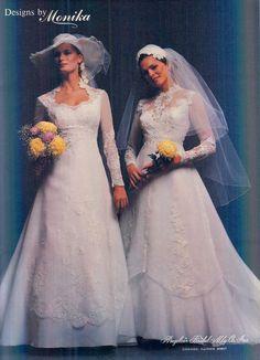Vintage Wedding Photos, Vintage Weddings, Vintage Bridal, Bridal Gowns, Wedding Gowns, Yes To The Dress, Bridal Fashion, Wedding Attire, Bridal Style