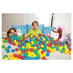 Fisher-Price 250 Pieces Play Balls,