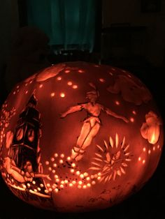 Michael's stunning Pumpkin carving 31st October 2014 #Halloween