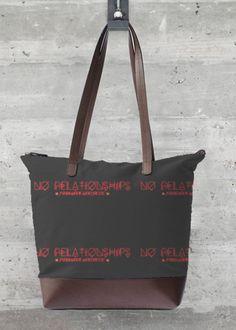 Tote Bag - Reject False Icons by VIDA VIDA LE1Cd
