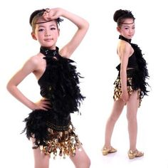 8617f302cbe6 Latin paillette dance clothing skirt girls dresses for party Color and size  can choose
