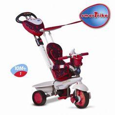Triciclo Dream Rojo - 129,99 € #triciclo #desmontable #smartstrike #barato #calidad
