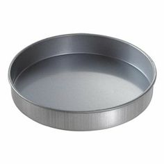 Round Cake Pan, Glazed, 9x1-1/2 - http://cookware.everythingreviews.net/8842/round-cake-pan-glazed-9x1-12.html