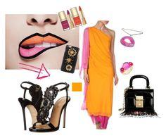 """Ethnical elegance"" by isabell-zanoletti on Polyvore featuring moda, Diane Von Furstenberg, Dsquared2, Dolce&Gabbana e Pomellato"