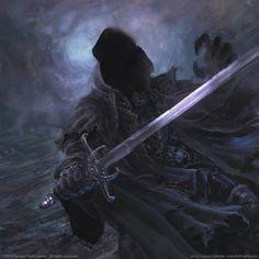 Lord of the Rings: A Land of Shadow, Lukasz Jaskolski on ArtStation at https://www.artstation.com/artwork/xwlaY
