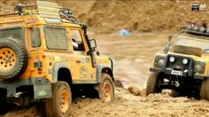 RC Land Rover Winch