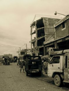 Downtown Haiti