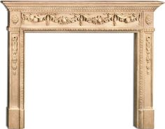 stunning fireplace mantel hand-carved from premium selected hard-maple…