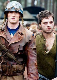 Captain America: Civil War Directors Discuss Cap And Buckys Relationship; Modern Spider-Man
