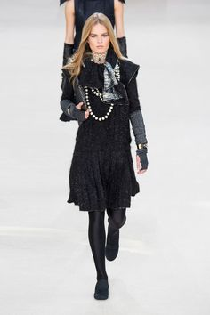 Chanel autumn/winter 2016  - HarpersBAZAAR.co.uk