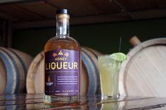 Old Sugar Distillery's Honey Liqueur by Richard Von Arthur LaRue, via Behance