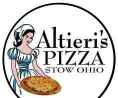 Altieri's Pizza   Stow, Ohio