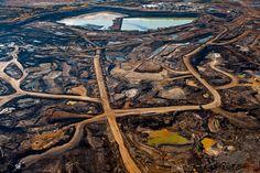 Garth Lenz - Tar Pit #3, Tar Sands, Alberta, Canada