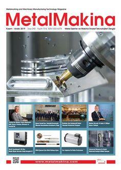Get your digital subscription/issue of Metal Makina Dergisi-KASIM-ARALIK 2019 Magazine on Magzter and enjoy reading the magazine on iPad, iPhone, Android devices and the web. Issue Magazine, Digital, Metal, Metals