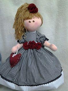 Pin Cushions, Amanda, Harajuku, Dolls, Disney Princess, Disney Characters, Crafts, Cloth Doll Making, Handmade Rag Dolls
