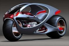 A new concept car that may be the future of the automobile industry, also known as a futuristic motorcycle Hyundai Suv, Ducati, Concept Motorcycles, Cool Motorcycles, Motorcycle Design, Bike Design, Side Car, Futuristic Motorcycle, Super Bikes