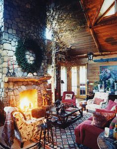 Cozy Is Rustic