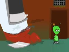 After alien Xylo crash-lands on Earth, he meets Coz, an alley cat with an excellent knowledge of the English language and its grammatical structures. Colorful animation, loads of humor and plenty of adventure keep things lively in this five-part series. Your students will enjoy reviewing grammar basics using a combination of words and images that create memorable lessons.
