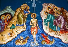 Romanian Gastronomic Voyage: The Great Blessing of Water…..Theophany