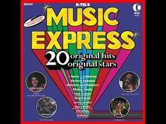 MUSIC EXPRESS 20 ORIGINAL HITS - LADO 2 - K-TEL - 1975 - VINIL