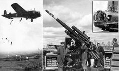 Incredible images reveal life of WWII British bomber