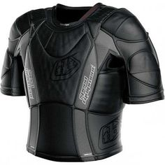 Troy Lee Designs BP 5850-HW Shirt Adult Undergarment. $110.00 Vent-trak moves air through flexible channels over skin surface to cool the athlete Hex mesh disperses impact with a dimensional mesh construction that allows air to flow freely Open armpit design and wide neck opening for comfort Anatomical design provides a close fit while integrated zones protect the chest, ribs, back/spine, clavicle, shoulders and biceps Patents Pending 2011 Model