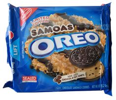 With all of the new Oreo flavors out there, it's hard to tell what's real — and what' totally fake. Weird Oreo Flavors, Pop Tart Flavors, Cookie Flavors, Oreo Desserts, Delicious Desserts, Yummy Food, Plated Desserts, Cake Mix Cookies, Oreo Cookies