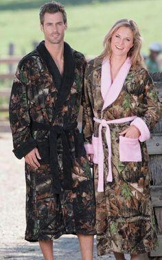 I want the pink n camo robe ! f03f51ec8