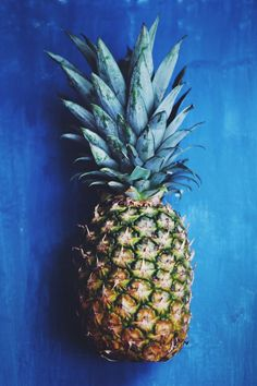 Sweet and Savory Pineapple Snack   Free People Blog