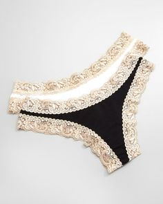 Fleur't - Bottom Drawer Thong - $24.00 - Click on the image to shop now