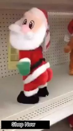 Hilarious Christmas Twerking Santa Gift The Funny and Eye Catching Santa Which Will Make Smile on Everyone's face. Be Unique this Christmas Having this Amazing Santa. This is the best choice as children Christmas gifts. It can keep shaking hip Funny Videos, Funny Video Memes, Funny Relatable Memes, Funny Children Videos, Funny Memes For Kids, Weird Videos, Love Memes Funny, Hilarious Jokes, Christmas Gifts For Kids
