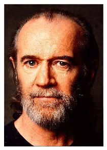 George Carlin 1937 - 2008 (Age 71) Died from heart failure