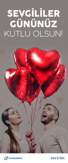 Sevgililer Gününüz Kutlu Olsun!