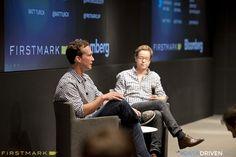 Mike Abbott of Kleiner Perkins chats with FirstMark Partner Matt Turck