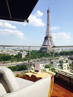 10 Best Rooftops in Paris | my parisian life