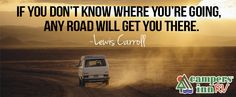 Travel inspiration from Lewis Carroll!