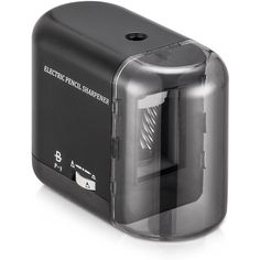 BOOCOSA Pencil Sharpener, BEST Heavy Duty Steel Blade, Electric Pencils Sharpener with Auto Stop for School Classroom Office Home – Precise Perfect Point Every time for Artists Kids Adults (0.8)         >>> For more information, visit image link. (This is an affiliate link) #OfficeProducts
