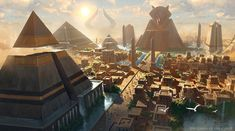 Amonkhet by Greg Rutkowski (i.redd.it) submitted by liaai0630 to /r/ImaginaryLandscapes 2 comments original - International #Art - Digital Fantasy Artists - #Drawings Doodles and Sketches - Oil and Watercolor #Paintings - - Psychedelic Illustrations - Imaginary Worlds Architecture Monsters Animals Technology Characters and Landscapes - HD #Wallpapers