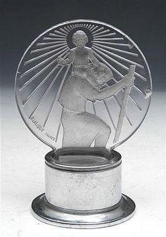 Rene Lalique Car Mascot